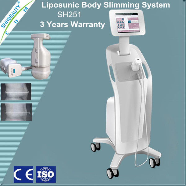 SHHB best face body lifting machine hifu with CE certificate SH251