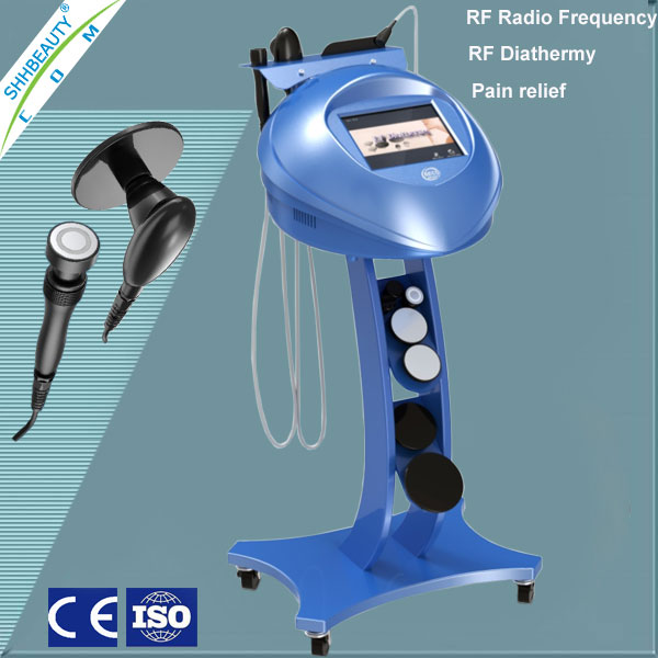 Diathermy Face Lifting radio frequency beauty equipment RF398